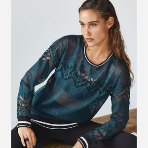 New Sophie Lace Tunic